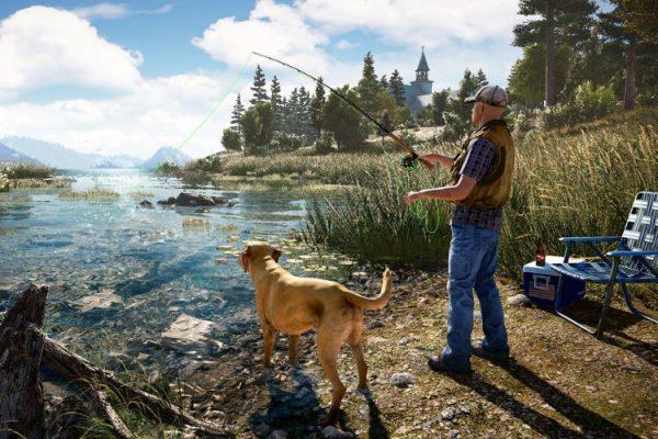 عکس رونمایی از Far Cry 5