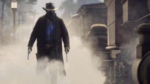 تصویر جدید بازی Red Dead Redemption 2