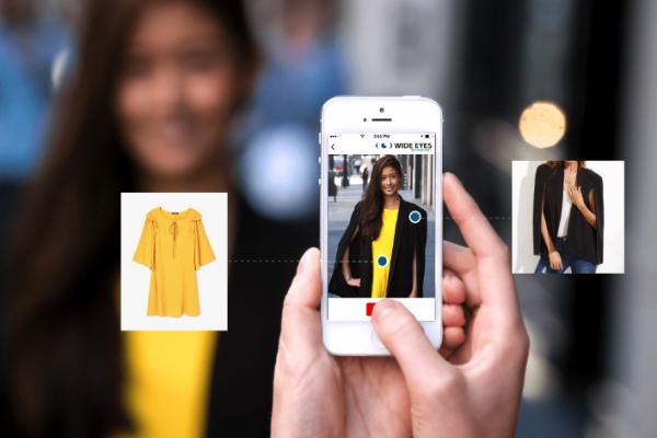 AI-fashion-visual-search,هوش مصنوعی,سرچ تصویری,تجارت الکترونیک