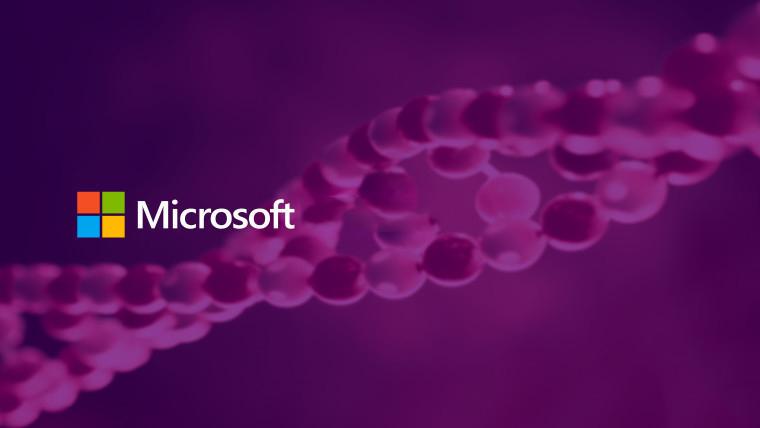 ذخیره اطلاعات بر روی DNA توسط مایکروسافت