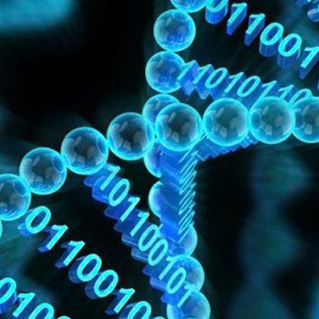 ذخیره سازی داده ها بر روی DNA