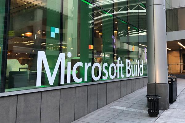 رویداد بیلد 2019 مایکروسافت